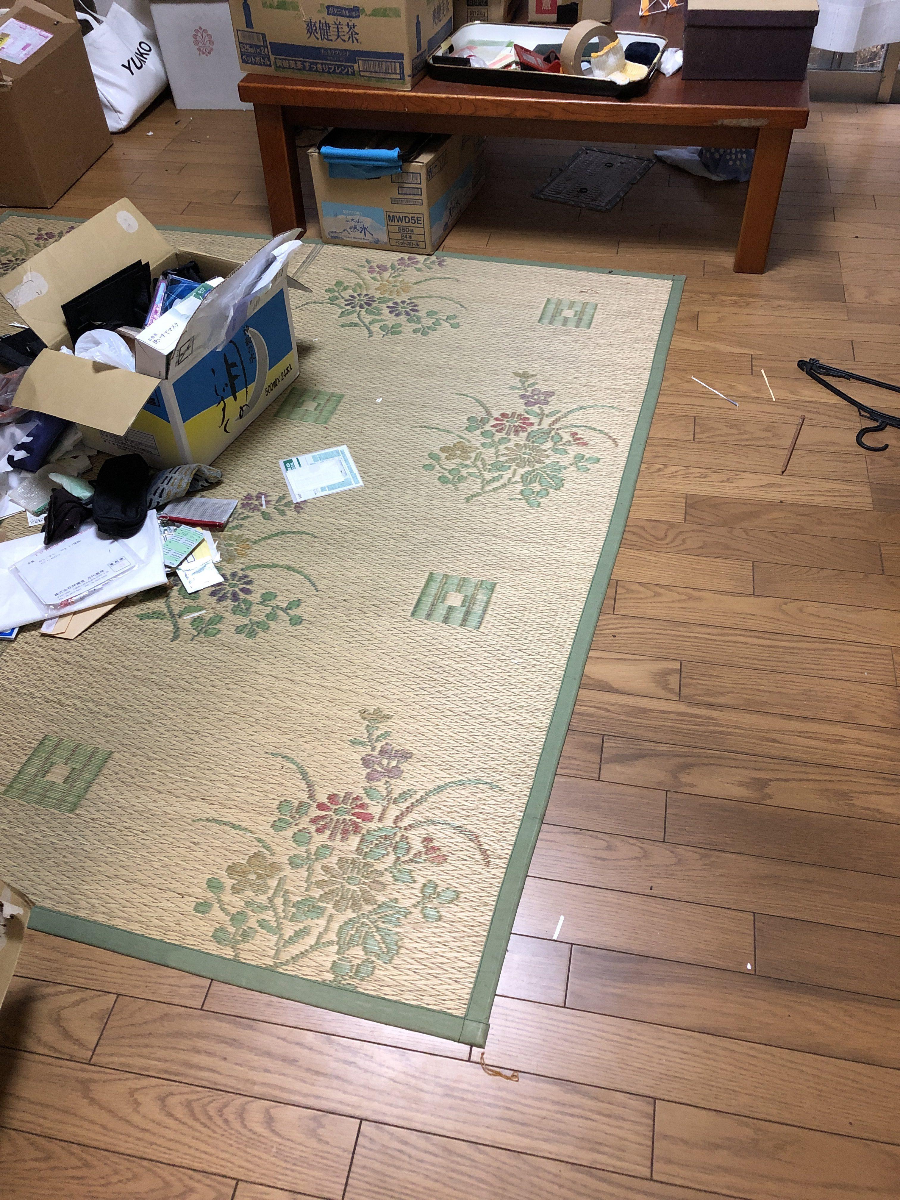 家中のお片付け&不用品回収!綺麗になってサービスにも満足いただけました!