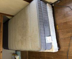 【横浜市保土ヶ谷区】シングルベッドの不用品回収処分 お客様の声