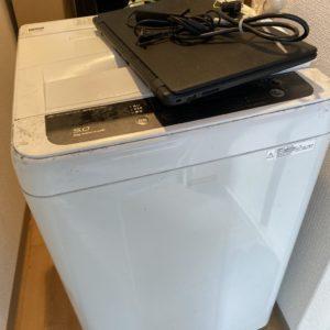 【横浜市】洗濯機、ノートパソコンの回収・処分ご依頼 お客様の声