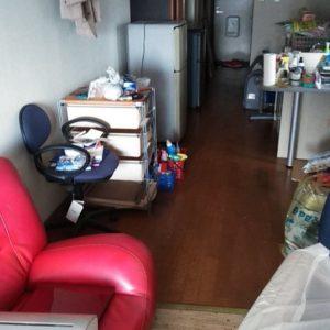 【横浜市】冷蔵庫、パソコン、食器棚、ソファー、テレビ台の回収