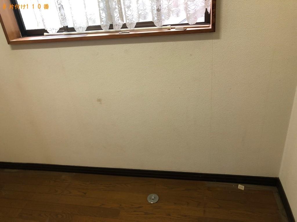 【横浜市】タンスの回収・処分ご依頼 お客様の声