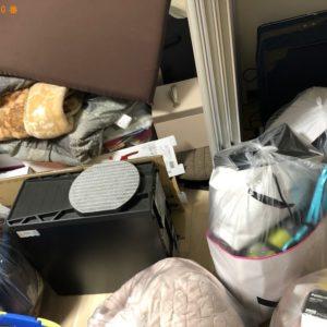 【川崎市川崎区】デスクトップパソコン、布団乾燥機等の回収・処分