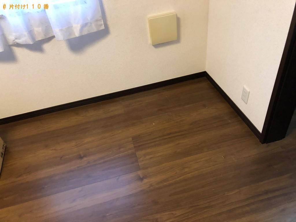 【横浜市旭区】タンス、電子レンジ、炊飯器、本棚、テレビ台等の回収