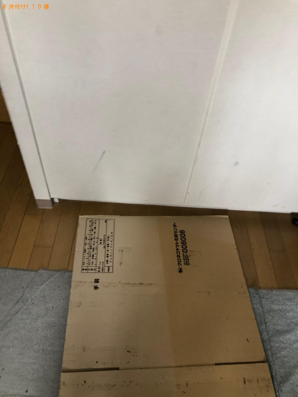 【横浜市緑区】エレクトーン、分解した家具の回収・処分ご依頼