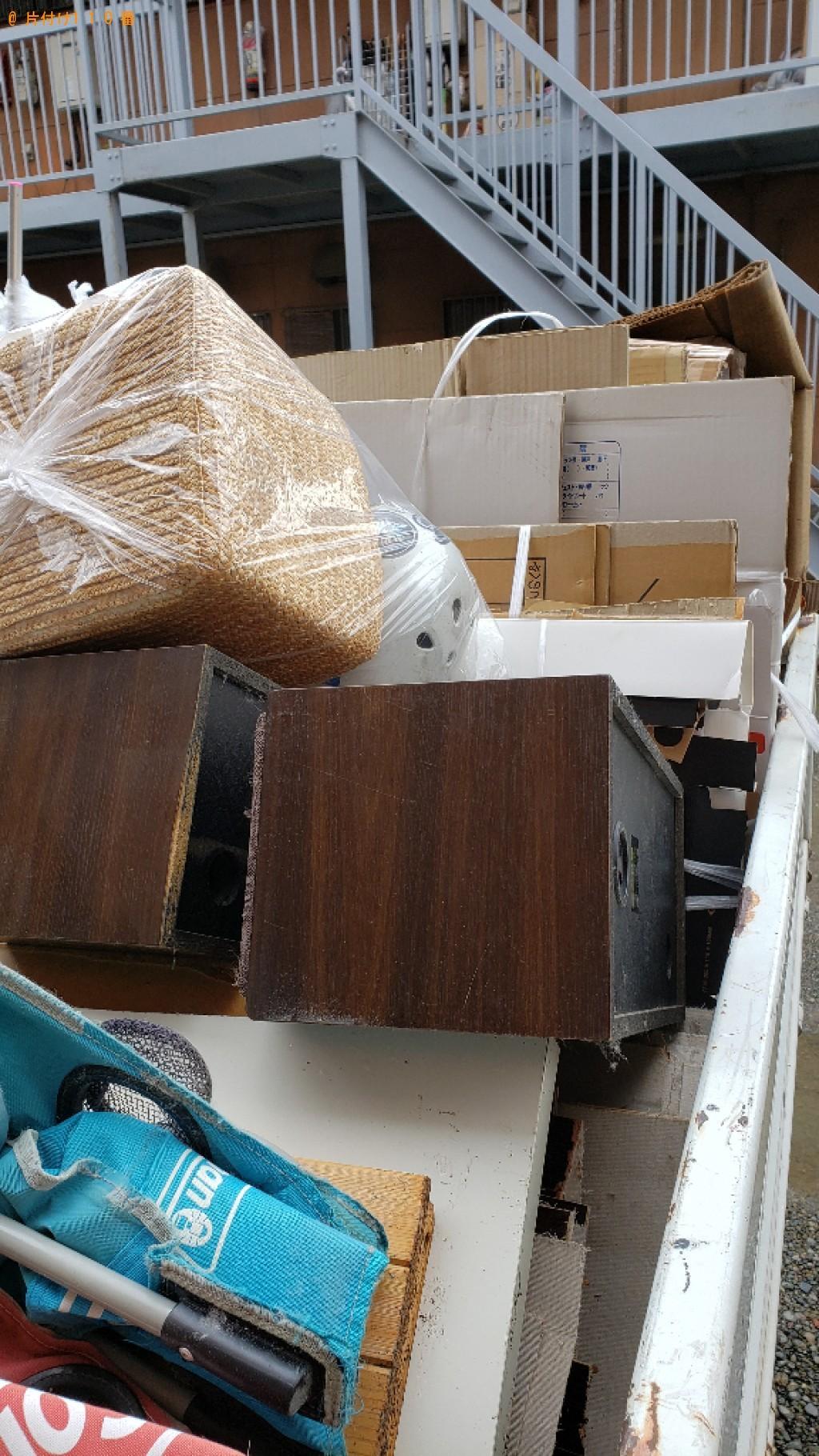 【海老名市】遺品整理でダンボール、木片、一般ごみ等の回収・処分ご依頼