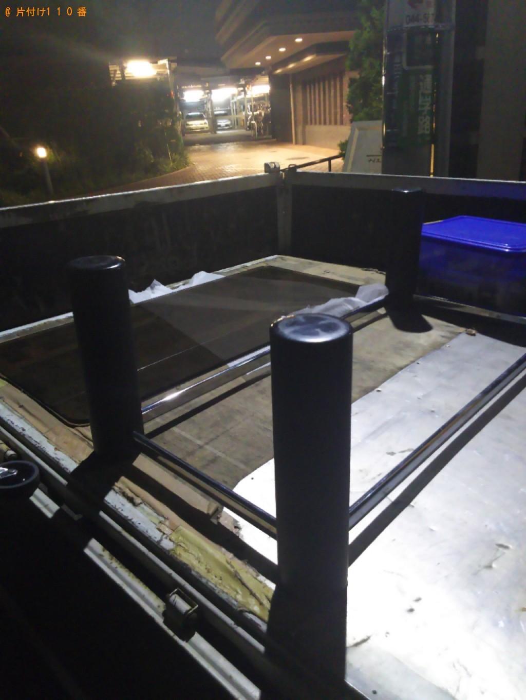 【川崎市幸区】タンス、四人用ダイニングテーブルの回収・処分ご依頼