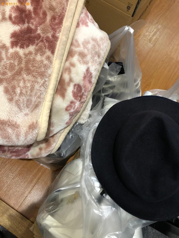 【鎌倉市】キーボード、鍋、食器、毛布等の回収・処分ご依頼