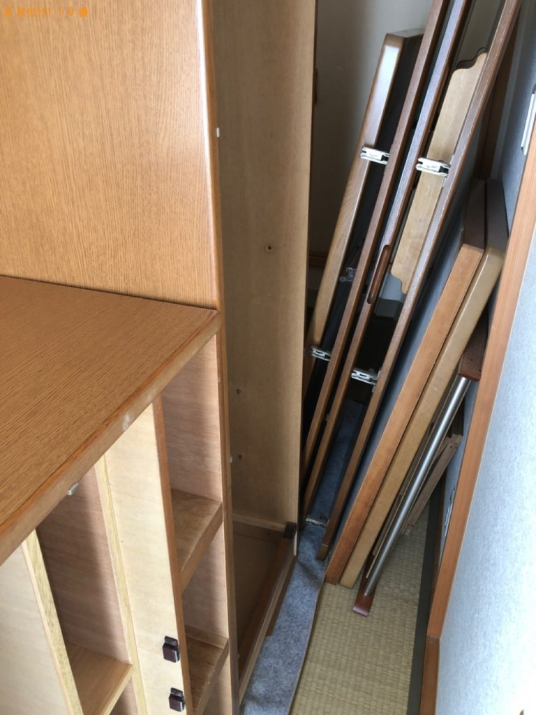タンス、クローゼット、ソファー、椅子等の回収・処分