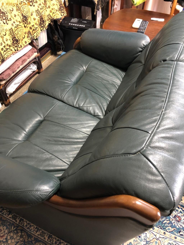 【横浜市緑区】二人掛けソファーの回収・処分ご依頼 お客様の声