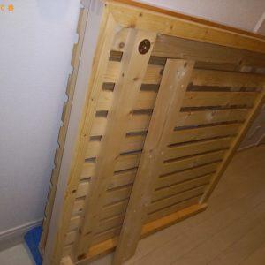 【川崎市宮前区】シングルベッドの回収・処分ご依頼 お客様の声