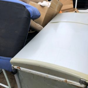 【川崎市多摩区】冷蔵庫、ソファーベッド、椅子の回収・処分ご依頼