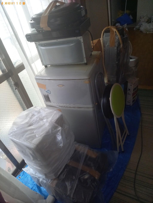 【川崎市多摩区】冷蔵庫、エアコン、食器棚、自転車等の回収・処分
