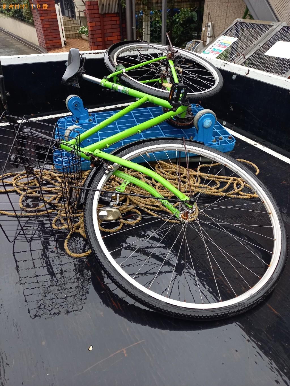 【川崎市多摩区】自転車の回収・処分ご依頼 お客様の声