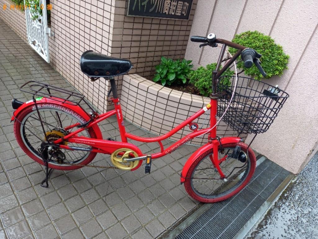 【藤沢市】自転車の回収・処分ご依頼 お客様の声