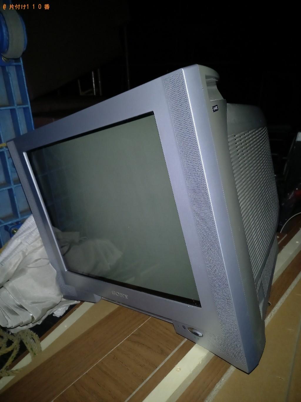 【横須賀市】テレビ、洗濯機の回収・処分ご依頼 お客様の声