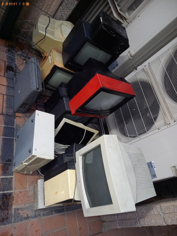 【藤沢市】テレビ、パソコン、モニター等の回収・処分ご依頼