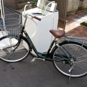 【川崎市中原区】洗濯機、自転車の回収・処分ご依頼 お客様の声