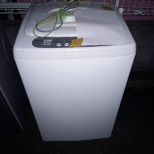 【川崎市多摩区】洗濯機、冷蔵庫、オーディオラック、敷布団等の回収