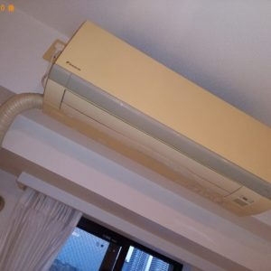 【川崎市中原区】マッサージチェア、エアコンの回収・処分ご依頼