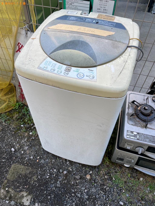 【横浜市神奈川区】洗濯機、電子レンジ、ガスコンロ、炊飯器の回収