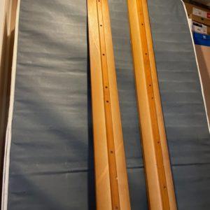 【横浜市】ガラステーブル、マットレス付きシングルベッドの回収