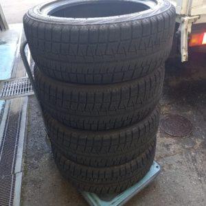 【横浜市中区】自動車タイヤの回収・処分ご依頼 お客様の声