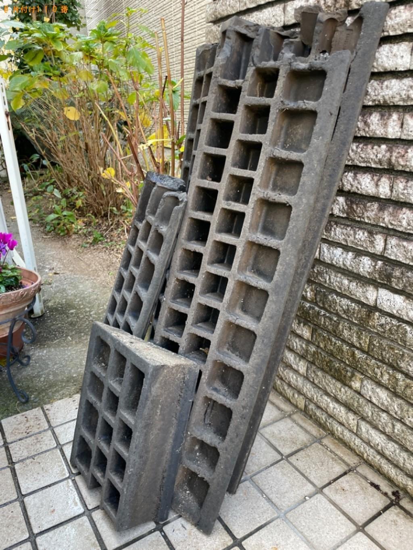 【横浜市金沢区】エレクトーン、コンクリート等の回収・処分ご依頼