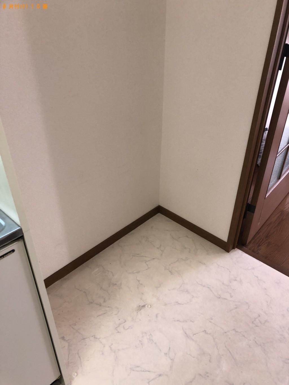 【綾瀬市】遺品整理に伴い冷蔵庫、洗濯機、シングルベッド等の回収・処分ご依頼