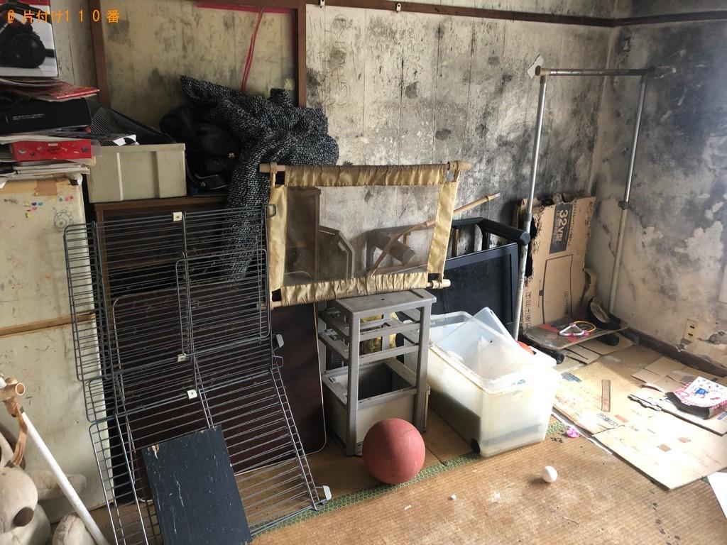 【逗子市】遺品整理に伴い冷蔵庫、テレビ、洗濯機、タンスの回収・処分ご依頼