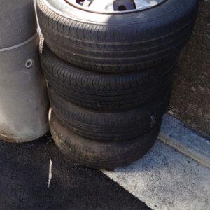 【横浜市神奈川区】自動車タイヤの回収・処分ご依頼 お客様の声