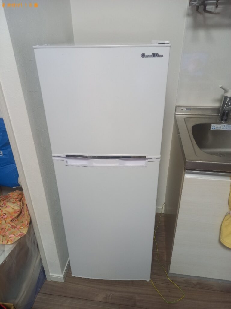 冷蔵庫の回収・処分ご依頼 お客様の声