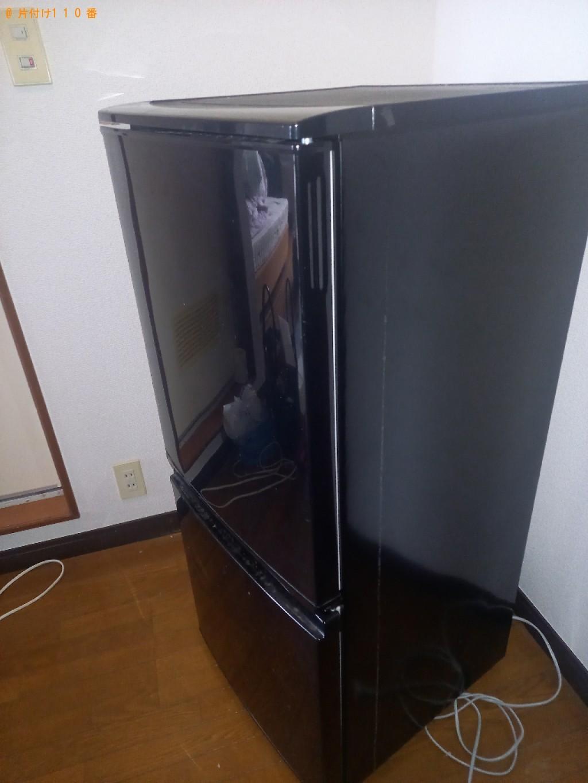 【川崎市宮前区】冷蔵庫の回収・処分ご依頼 お客様の声