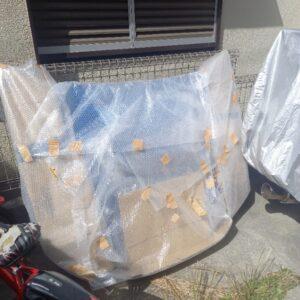 【川崎市中原区】カー用品の回収・処分ご依頼 お客様の声