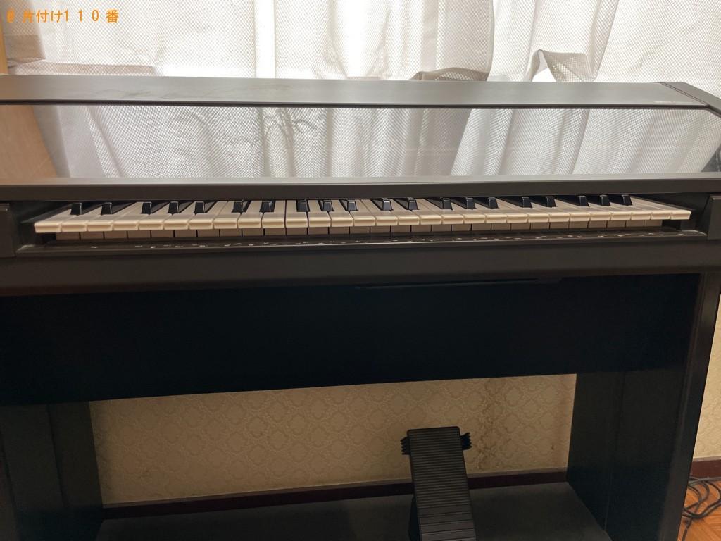 【横浜市戸塚区】電子ピアノの回収・処分ご依頼 お客様の声