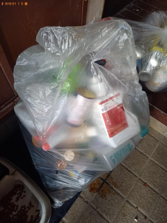 【秦野市鈴張町】一般ごみの回収・処分ご依頼 お客様の声