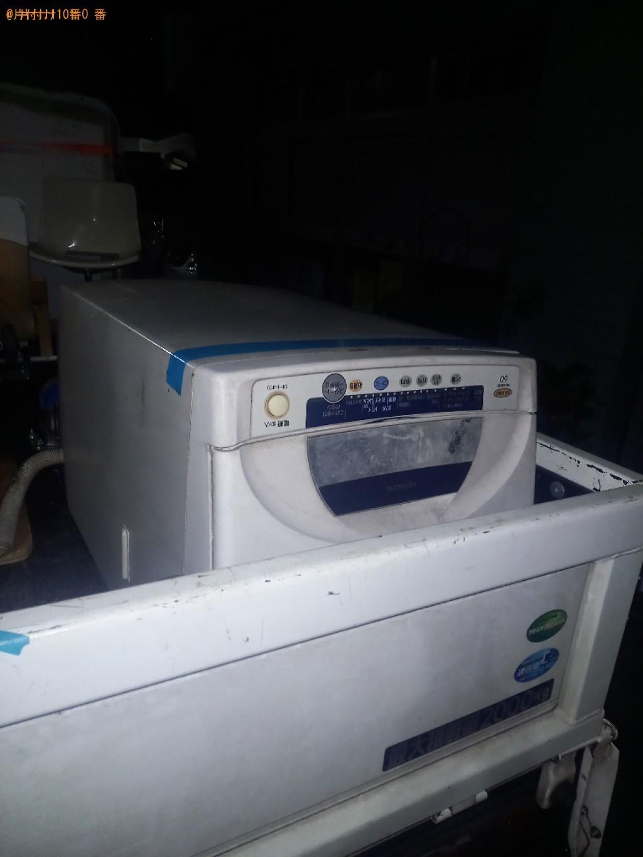 洗濯機の回収・処分ご依頼 お客様の声