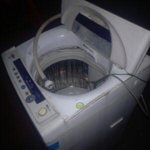 【川崎市川崎区】洗濯機の回収・処分ご依頼 お客様の声