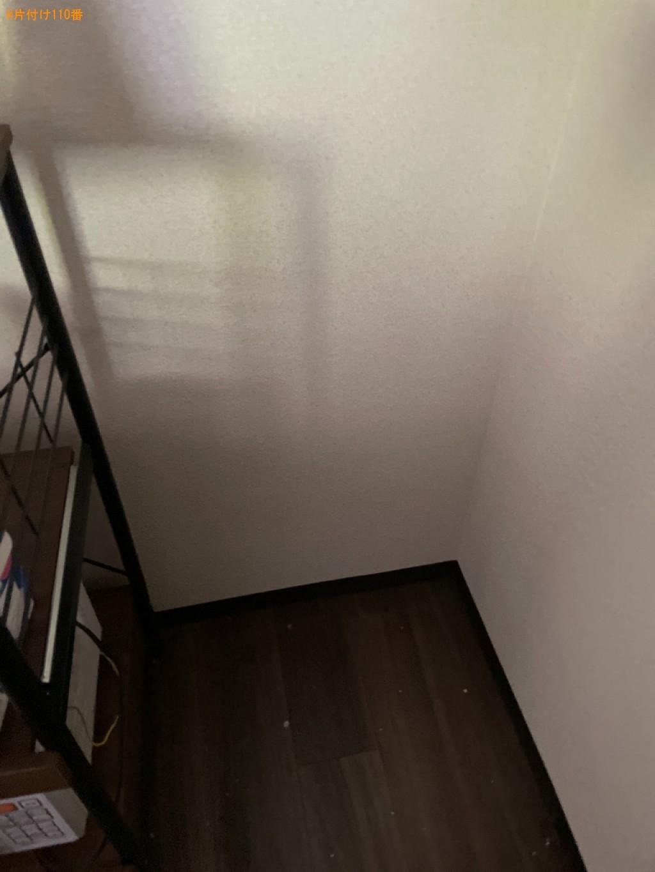 【川崎市高津区】冷蔵庫、カーペット、椅子、引き出しの回収・処分