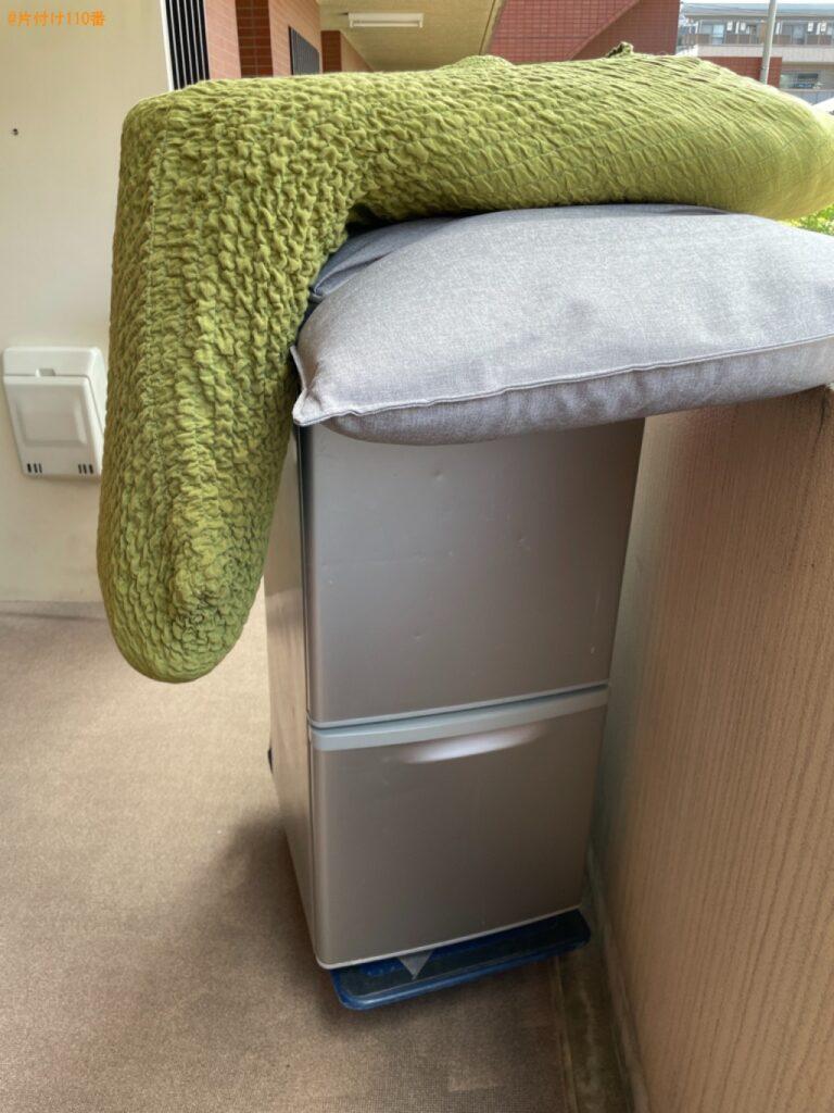 冷蔵庫、カーペット、椅子、引き出しの回収・処分