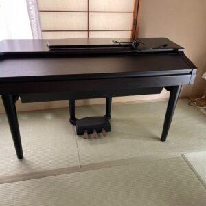 【横浜市金沢区】電子ピアノの回収・処分ご依頼 お客様の声