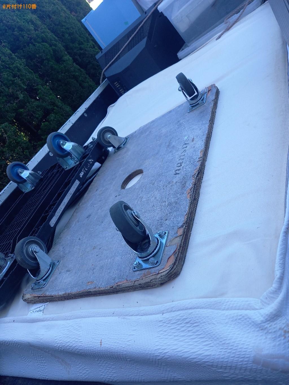 【横浜市港南区】ダブルベッドマットレスの回収・処分ご依頼