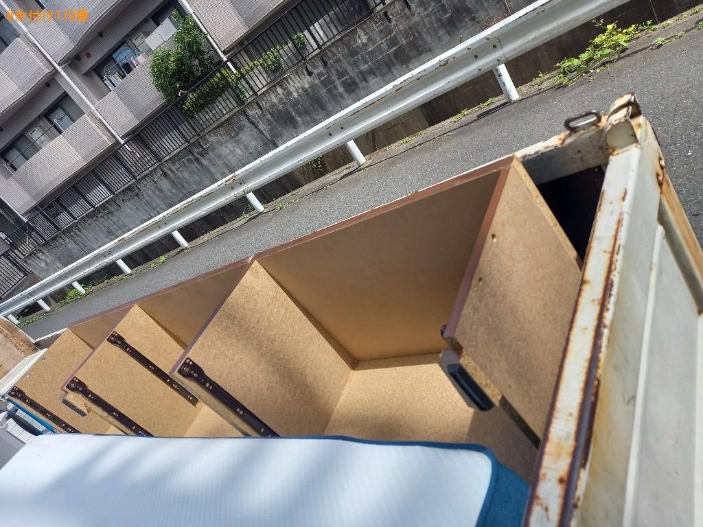 【川崎市麻生区】シングルベッドの回収・処分ご依頼 お客様の声