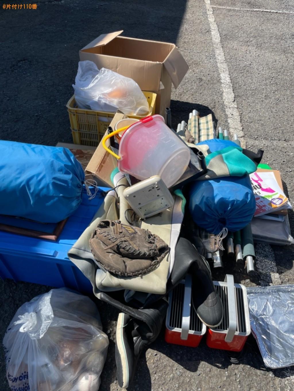 【横浜市】バケツ、グローブ、ボール、長靴、かご等の回収・処分