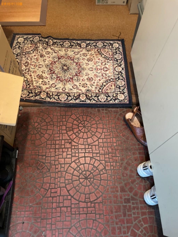 【三浦市】タンス、食器棚、ソファー、椅子、スピーカー等の回収